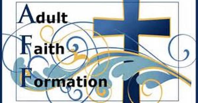 Adult Faith