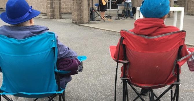Outdoor Concert! image