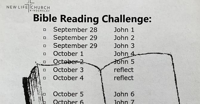 Bible Reading Challenge image