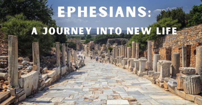 Week 2: Ephesians 1:3-6