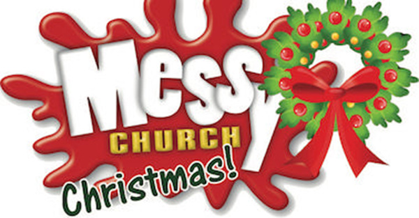 Messy Church Christmas in the Diocese
