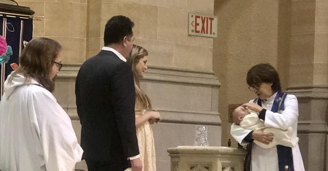 Arranging a Baptism