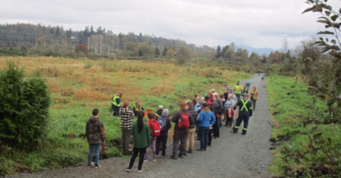 Tree Planting  a Success at Willband Park image