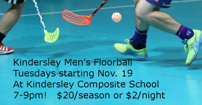 Men's Floorball