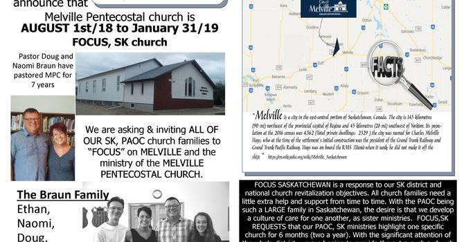 Aug 2018 to Jan 2019 FOCUS - Melville image