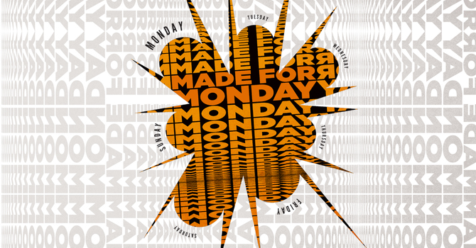No more Manic Mondays