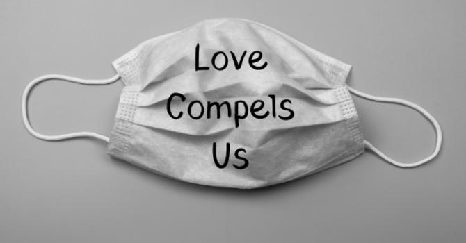 Love Compels Us image