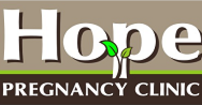 Thank You from Hope Pregnancy Clinic image