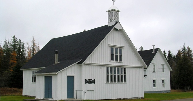 Former St Matthew, Harcourt