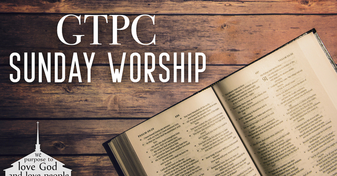 Worship - Live on Campus or Live Online