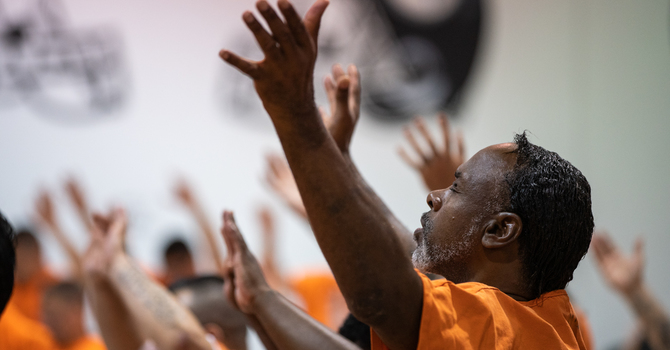 Pray that prisons would re-open! image