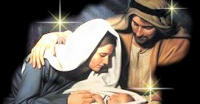 Reflections on Christmas image