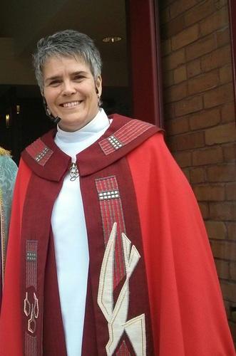 The Reverend Canon Beth  Bretzlaff