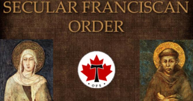 Secular Franciscan Order (SFO)