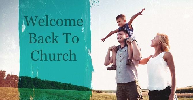 SVBC Return to Church Update image