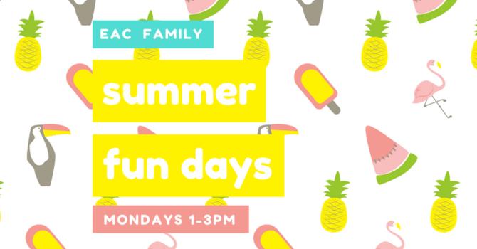 Family Summer Fun Days image