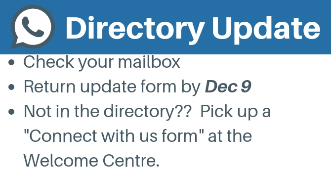 Directory Update image