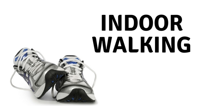 Take a Walk in the Gym!! image