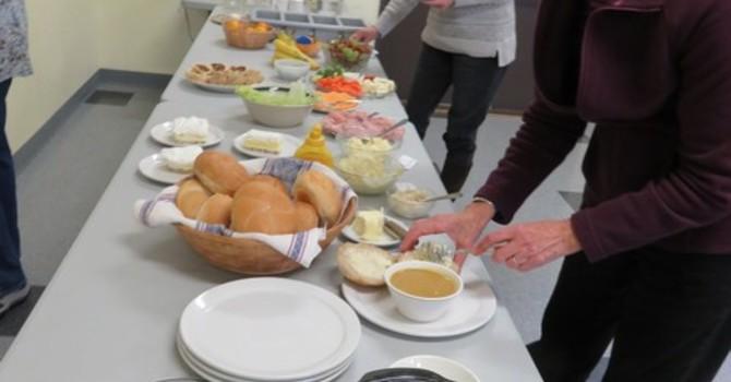 Presbytery Executive Luncheon image