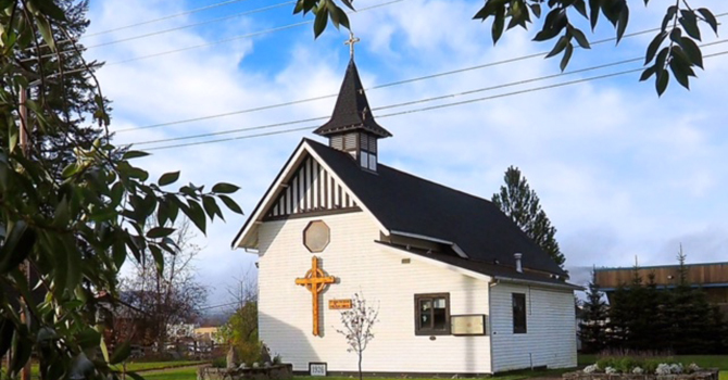 St. John the Divine, Quesnel