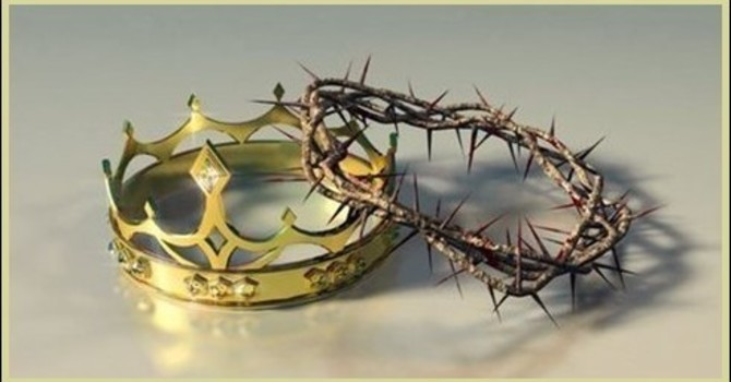 Sermon Series: King and Cross image