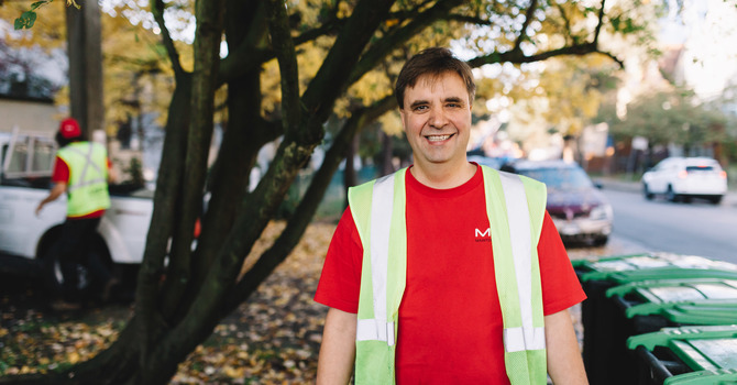MP Maintenance is Impacting Lives: Steven's Story image