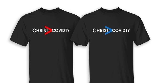 Christ > COVID19 Tee! image