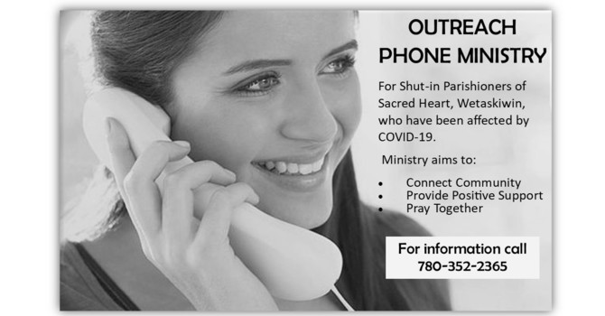 Outreach Phone Ministry image
