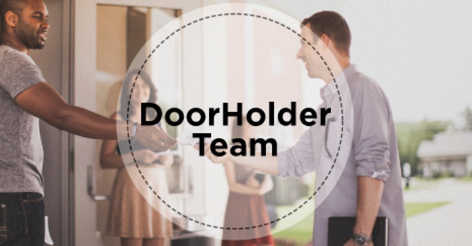 DoorHolder Team