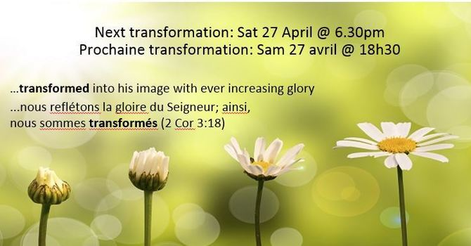 Transformation Ministry