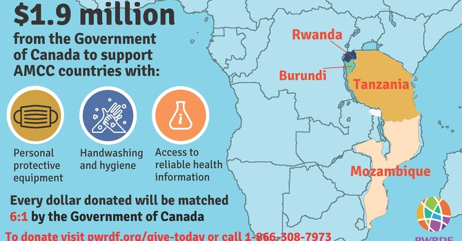 Support Vulnerable Communities in Canada and Abroad