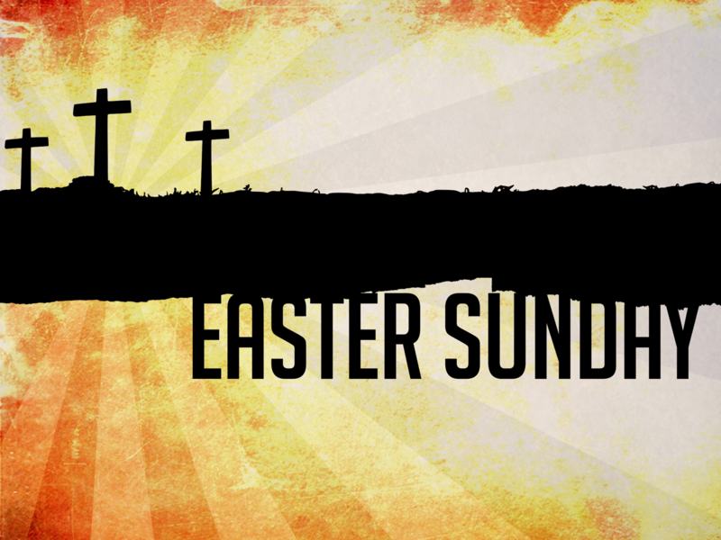He Is Risen - Come Alive!