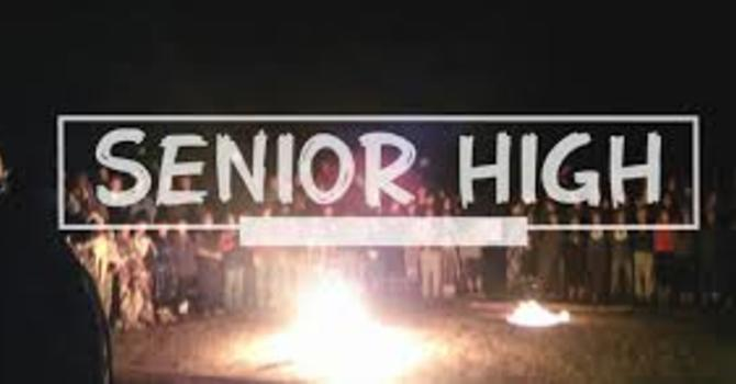 Senior High Youth