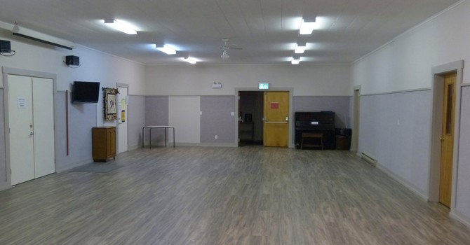 Church Hall and Kitchen