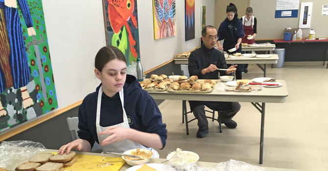PrayerWorks Community Meals Provided with Safety in Mind image