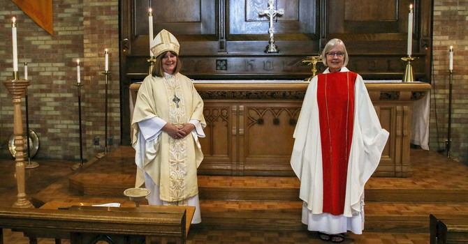 An Unconventional Ordination  image