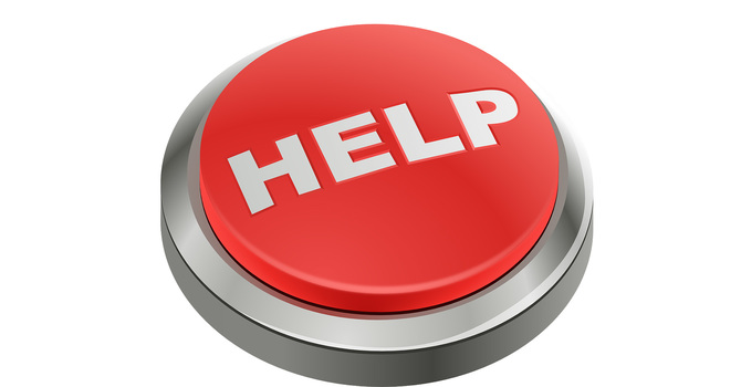 Help in Tough Times image