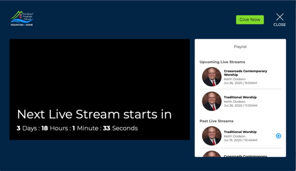 Live Stream & Cable Television