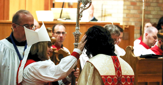 All Saints' and Edmonton Diocese Welcome Alex Meek as Rector and Dean