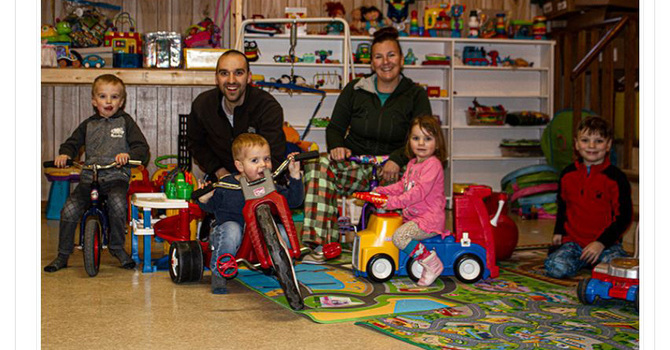St. Mary's and St. George's Toy Library in the Jasper News image