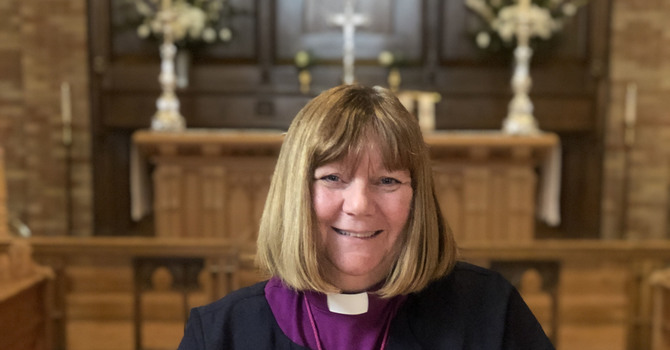 Bishop Jane Announces Resignation image