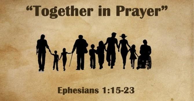 Together in Prayer
