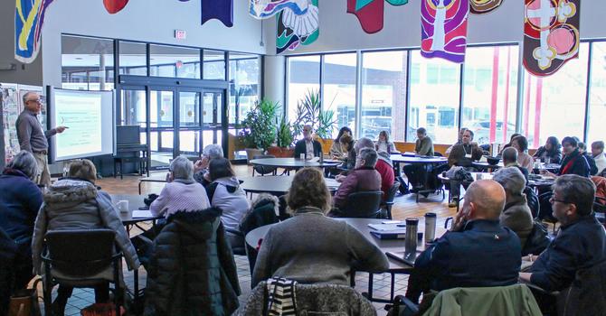 Diocese Hosts Parish Finances Training Day