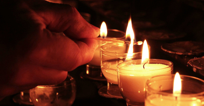 Prayers requested at the passing of Buyé Archdeacon image