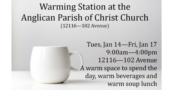 Anglican Churches Providing Refuge from the Cold image