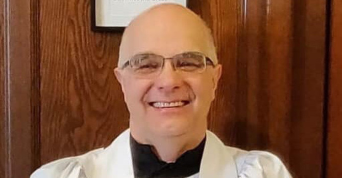 Canon David Greenwood Selected as Bishop-elect of Athabasca Diocese