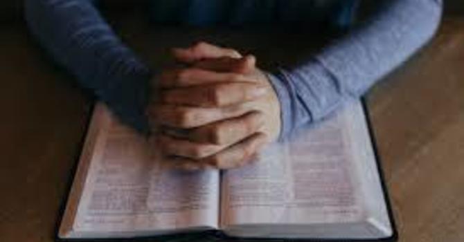 Rukousta ja Raamattua internetin kautta