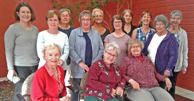 St. Thomas Ladies' Connections Retreat image