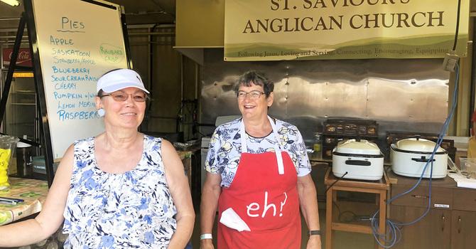 Bishop Visits Vermilion Fair image