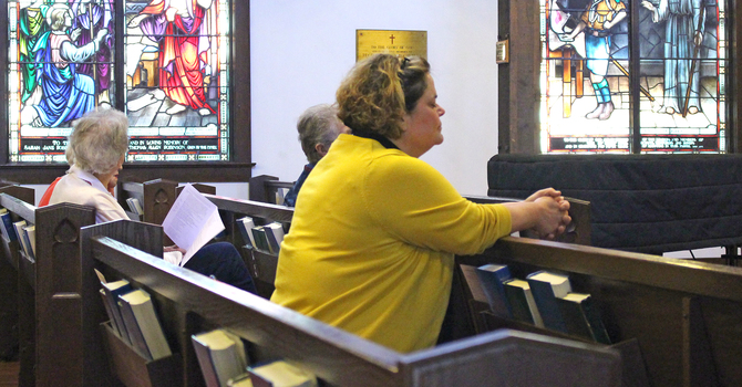 General Synod Prayer Services image